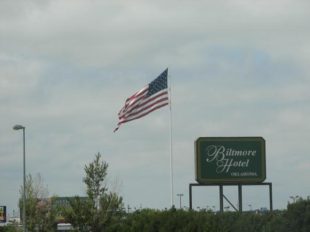 Oklahoma po drodze
