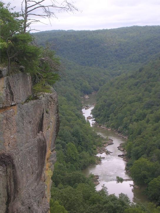 Big South Fork National River - Recreation Area