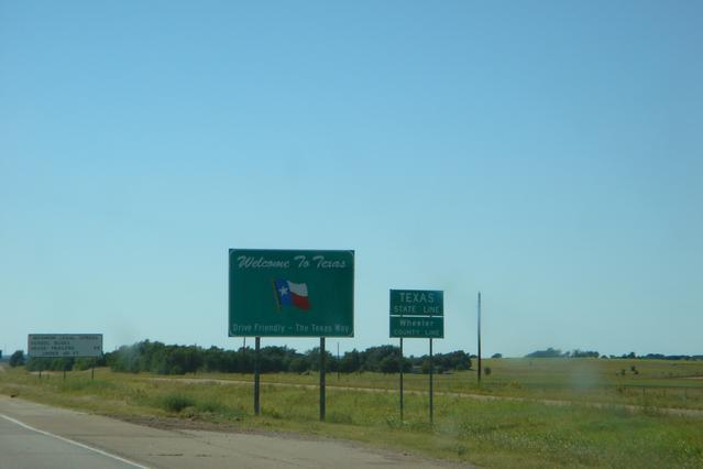 Droga do Texasu
