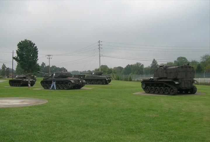 Muzeum Pattona
