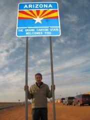 Na granicy stanów Arizona i Utah