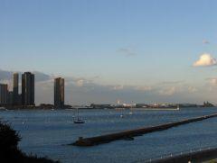 pusty port  po sezonie
