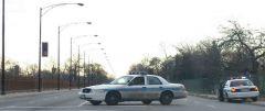 Chicago Police - blokada