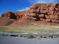 Wyoming pomiedzy shoasoni i Thermopolis
