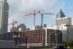 Atlanta w budowie