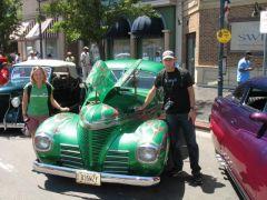 Zlot starych aut w Reno
