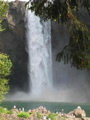 wodospad Snohomish