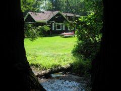 domek w lesie - NW PA