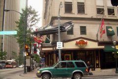 Hard Rock Cafe w Atlancie