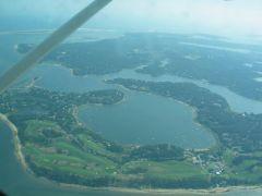 okolice Chatham z kilometra - Cape Cod