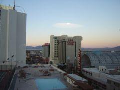 widok z hotelu Plaza