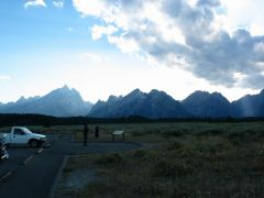 Grand Tetons - WY
