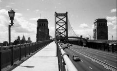 Benjamin Franklin Bridge -Philly