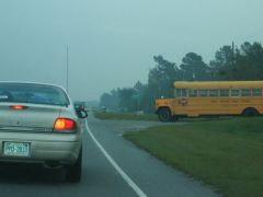school bus w morehead City