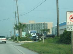 Hotel Sheraton W Atlantic Beach