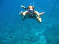 Molokini - nurkowanie