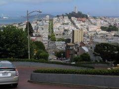 SF i pokrecona ulica