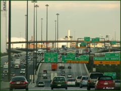 Wjazd do Baltimore