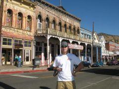 Zabytkowe miasteczko Virginia City