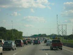 Kansas City -wjazd