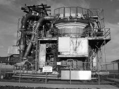 pierwszy reaktor atomowy - south idaho