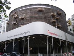 Guggenheim Museum - front
