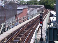 Stacja przy Fresh Pond Road