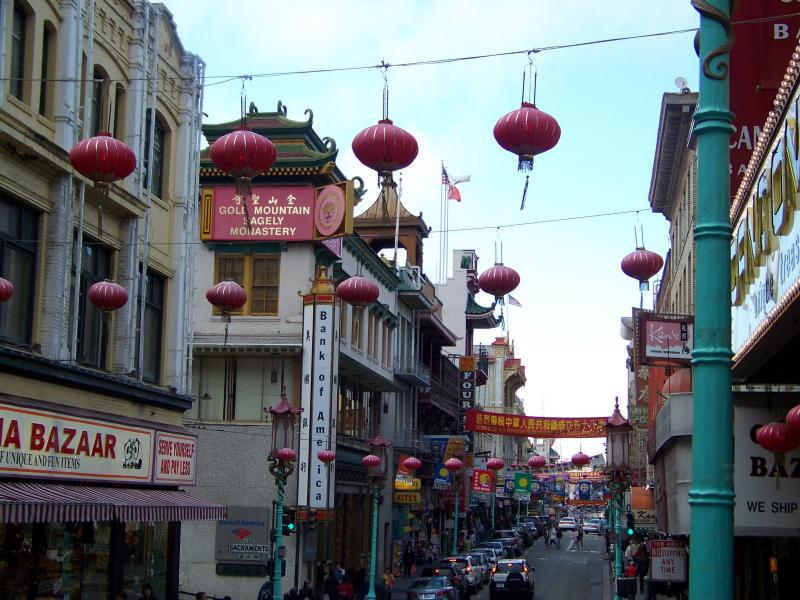 Cinatown SF