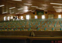 Camp Lohikan - dining hall