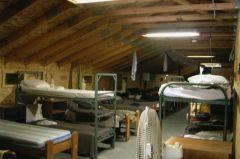 Camp Lohikan - mieszkanie pracowników
