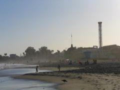 Plaża, Boardwalk