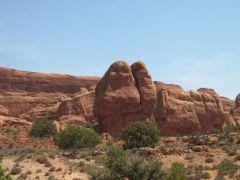 hot ass??? - arches national park