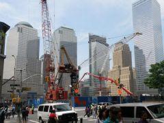 NY  WTC-PLAC BUDOWY