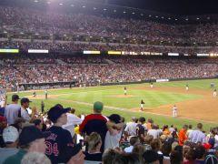 Red Sox przeciw Orielos