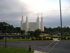 Siedziba Mormonow