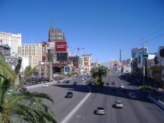 Ulice Vegas