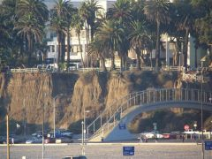 Palmy w Santa Monica