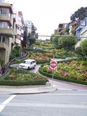 Kreta ulica w SF