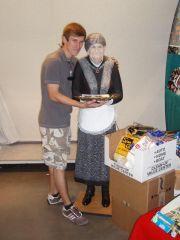 Babcia Stefcia w Reno