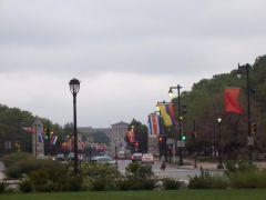 Ulica flag Philadephia