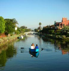 LA - kanaly w Venice