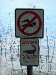 Trzeba być ostrożnym...