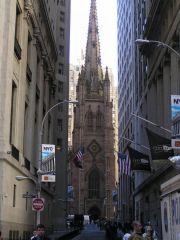 Waskie uliczki gornego Manhattan'u