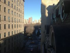 66th ST, Central Park view