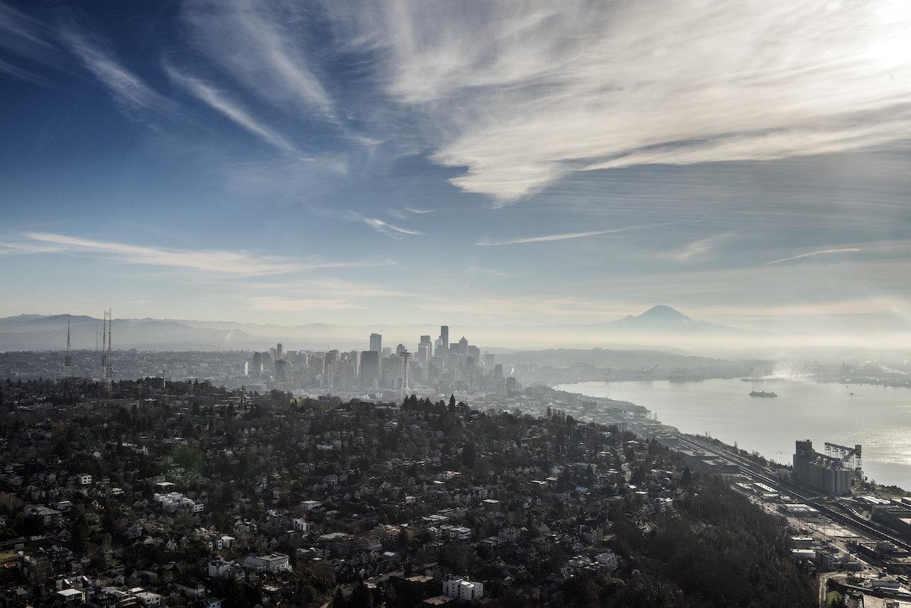 West QA city view